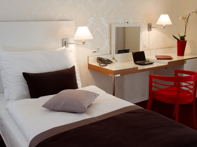 EA Hotel Tereziansky dvur**** - single room